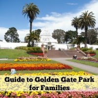 Floral Gardens Golden Gate Park Photo by: Flickr/wwarby