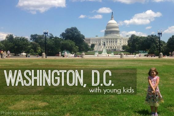 Washington DC with young kids 567x378