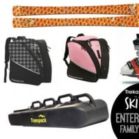 Ski Week Enter to Win Family Ski Gear