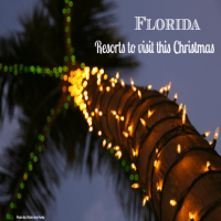 Florida resorts xmas