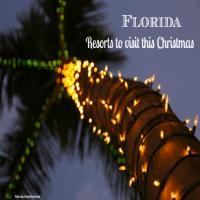 Florida resorts xmas