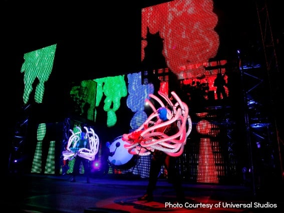 Top Orlando attractions: Blue Man Group Show