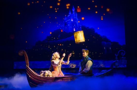 Disney Cruise Line Tangled What's New at Disney Parks