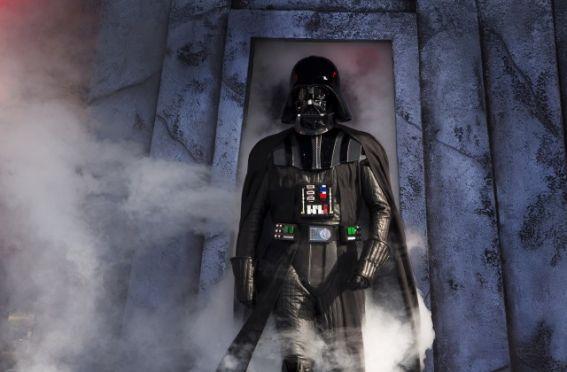 Disney Jedi Training