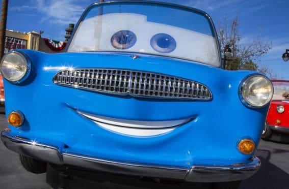 Disney Luigi's Rollickin' Roadsters