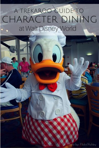 An insider's guide to Character Dining at Walt Disney World
