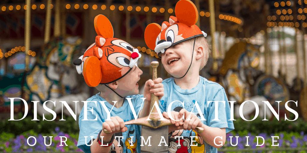 Disneyland Walt Disney World Ultimate Vacation Guide