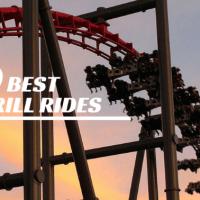 Top 10 Best Thrill Rides