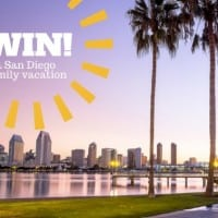 win a san diego vacation