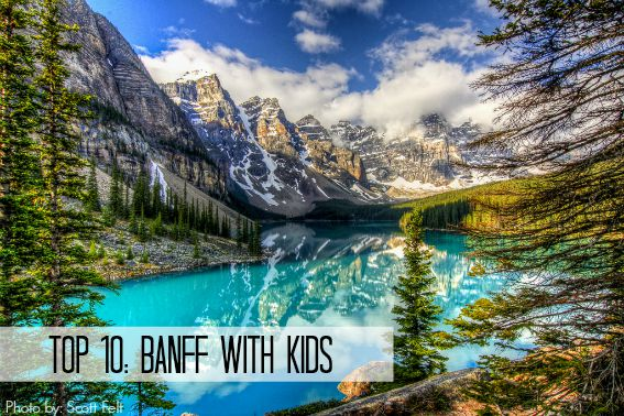 Best Hotels In Banff For Families