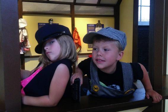B and O Railroad Museum Balitmore