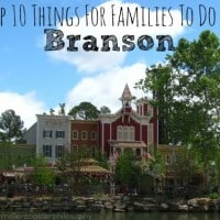 Top 10 Things for Families to do in Branson