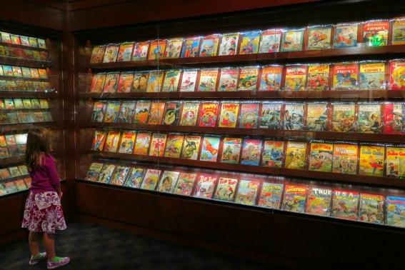Geppi's Entertainment Museum Baltimore