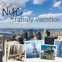 Win a NYC Family Vacation