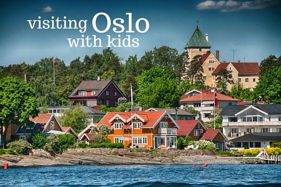 Norway with Kids: Bergen 1