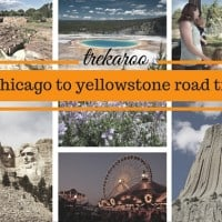 Epic Chicago to Yellowstone Family Road Trip