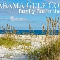 Alabama Beaches- Fun in the Sun with Family