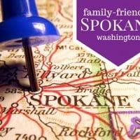 Family-friendly Fun in Spokane, WA