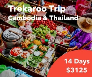 Travel internationally with kids to Cambodia and Thailand with Trekaroo!