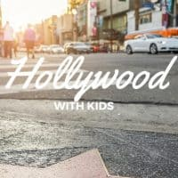 Exploring Hollywood with Kids pin