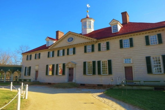 Top 10 things for families to do in Virginia: George Washington's Mount Vernon
