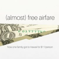 How to score free airfare (1)