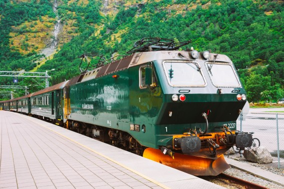 Flam Railroad Norway